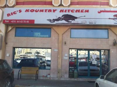Ric's County Kitchen Doha