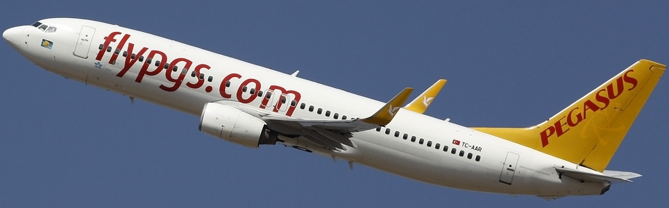 Pegasus Hava Yollari Doha-Istanbul Ucuslari