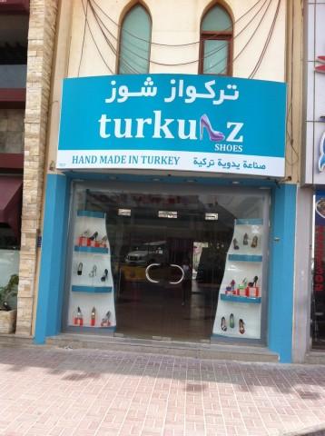 Turkuaz Turk Ayakkabilari