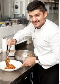 Sef Emre Gok-Agora Restaurant